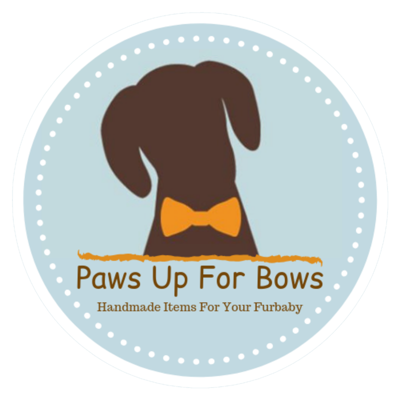 PAWS UP FOR BOWS